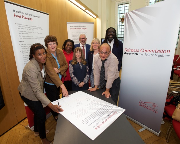 signing-of-fairness-commission-pledge